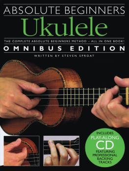 Absolute Beginners - Ukulele (HL-14037619)