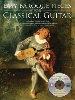 Easy Baroque Pieces for Classical Guitar (HL-14037634)