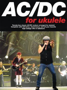 AC/DC for Ukulele (HL-14037643)