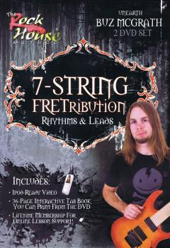 Buz McGrath of Unearth - 7-String Fretribution (Rhythms & Leads) (HL-14037725)
