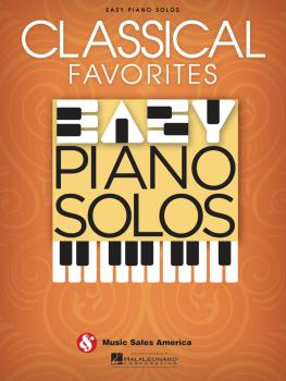 Classical Favorites - Easy Piano Solos (HL-14041285)