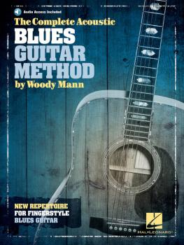 The Complete Acoustic Blues Guitar Method (HL-14041296)