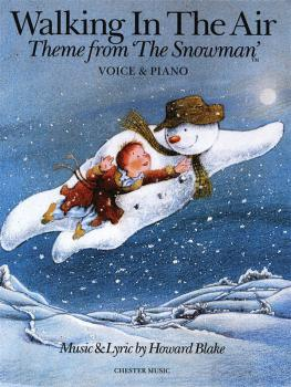 Walking in the Air (Theme from The Snowman) (Piano/Vocal Sheet) (HL-14041330)