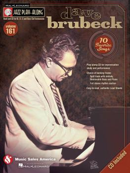 Dave Brubeck: Jazz Play-Along Volume 161 (HL-14041556)