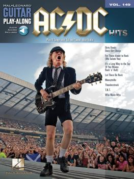 AC/DC Hits: Guitar Play-Along Volume 149 (HL-14041593)