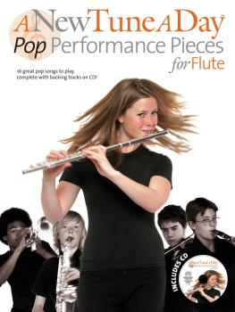 A New Tune a Day - Pop Performances for Flute (HL-14041713)