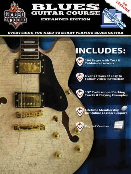 House of Blues Blues Guitar Course - Expanded Edition (HL-14041784)
