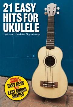 21 Easy Hits for Ukulele (HL-14043059)
