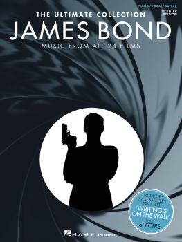 James Bond - The Ultimate Music Collection (Updated Edition) (HL-14043496)