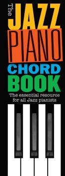The Jazz Piano Chord Book (HL-14043742)
