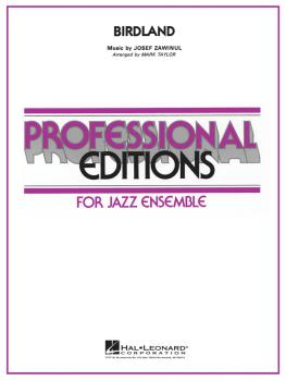 Birdland - Jazz Ensemble (HL-34302010)