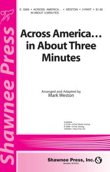 Across America ... In About Three Minutes (HL-35000178)