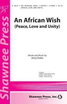 An African Wish: Peace, Love and Unity (HL-35000932)