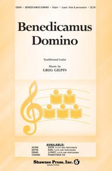 Benedicamus Domino (HL-35001972)