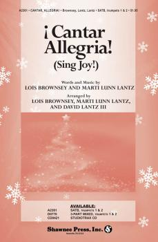 Cantar Allegria! (HL-35002687)
