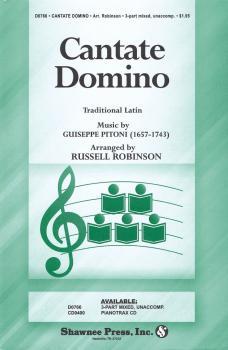 Cantate Domino (HL-35002704)