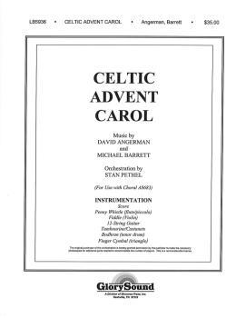 Celtic Advent Carol (Orchestration) (HL-35003136)
