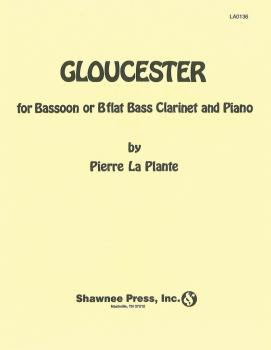 Gloucester Bassoon (or B Flat Bass Clarinet)/Piano (HL-35007983)