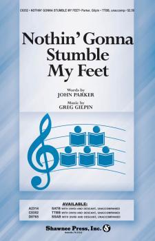 Nothin' Gonna Stumble My Feet (HL-35015356)