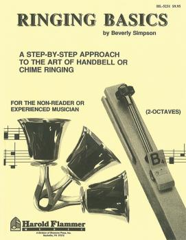 Ringing Basics Handbell Method Book Vol. 1 - 1st Edition (for 2-Octave (HL-35018365)