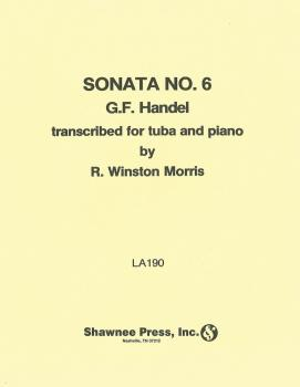 Sonata No. 6 (for Tuba and Piano) (HL-35020965)