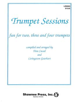 Trumpet Sessions (for Trumpet and Piano) (HL-35024109)