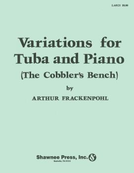 Variations for Tuba (The Cobbler's Bench): Tuba in C B.C. with Piano R (HL-35024654)