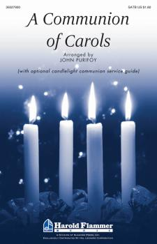 A Communion of Carols (HL-35027920)