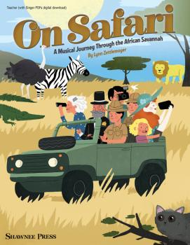 On Safari: A Musical Journey Through the African Savannah (HL-35030687)