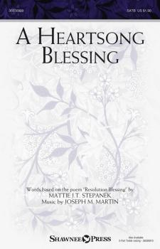A Heartsong Blessing (HL-35030909)