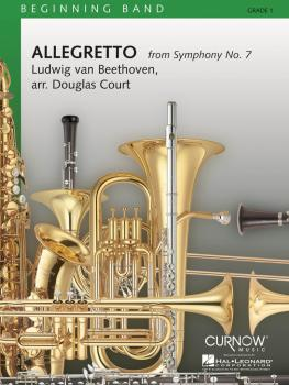 Allegretto from Symphony No. 7: Grade 1 - Score and Parts (HL-44000440)
