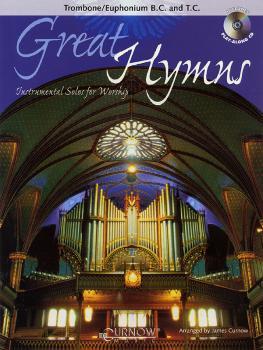 Great Hymns: Trombone/Euphonium/Bassoon - Grade 3-4 (HL-44003652)