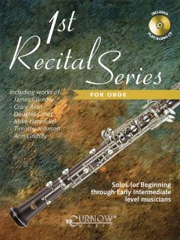 First Recital Series (Oboe) (HL-44004357)