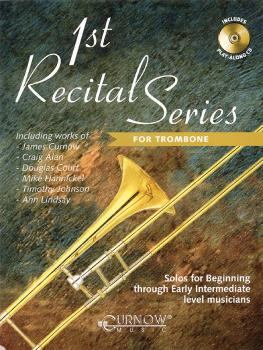 First Recital Series (Trombone) (HL-44004403)