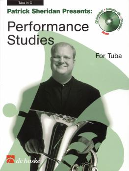 Patrick Sheridan Presents Performance Studies (Tuba in C B.C.) (HL-44005077)