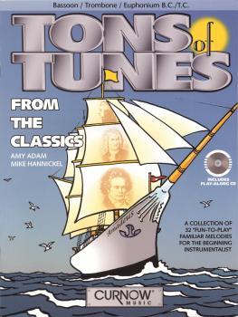 Tons of Tunes from the Classics: Bassoon/Trombone/Euphonium B.C./T.C. (HL-44006812)