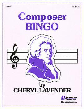 Composer Bingo (HL-44203026)