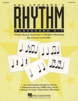 Hal Leonard's Rhythm Flashcard Kit (HL-44223117)