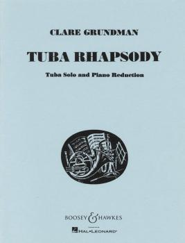 Tuba Rhapsody (for Tuba and Piano Reduction) (HL-48001040)