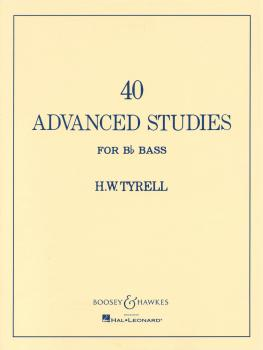 40 Advanced Studies for Bb Bass/Tuba (B.C.) (HL-48001043)