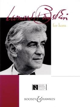 Bernstein for Horn (Horn and Piano) (HL-48001048)