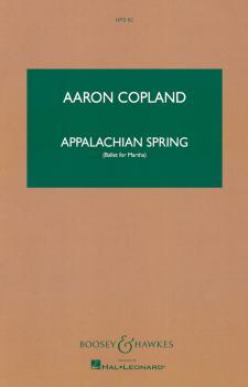 Appalachian Spring (Score) (HL-48001989)