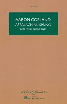 Appalachian Spring (Score) (HL-48002172)