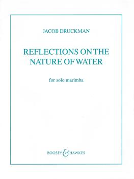 Reflections on the Nature of Water (for Solo Marimba) (HL-48002552)