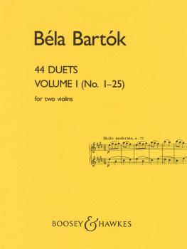 44 Duets (Volume I No. 1-25) (HL-48002993)