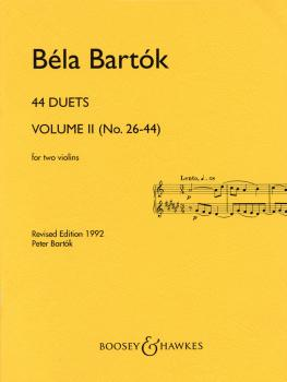 44 Duets (Volume II No. 26-44) (HL-48002994)