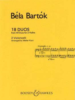 18 Duos (Cello Duet) (HL-48003046)