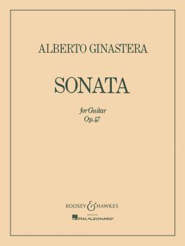 Sonata for Guitar, Op. 47 (Guitar Solo) (HL-48003086)