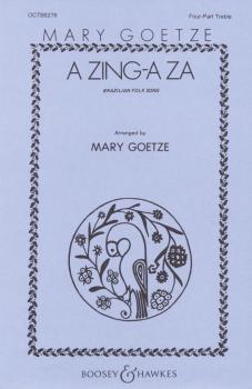 A Zing-a Za (Brazilian Folk Song) (HL-48004083)