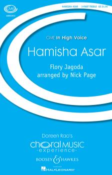 Hamisha Asar (CME In High Voice) (HL-48004912)